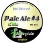 Pale Ale #4 round