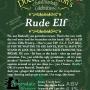 Rude Elf