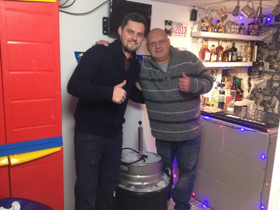 keg hire Sheffield