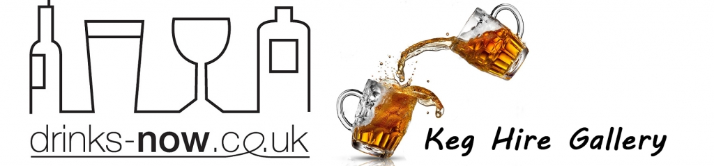 keg hire gallery banner