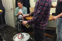 Student keg party