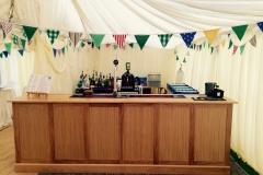 Bar set up 2016