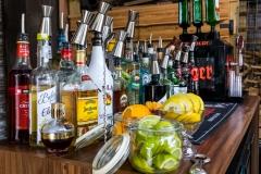 Back Bar Spirits