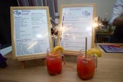 drinks now wedding bar hire cocktails bar menu