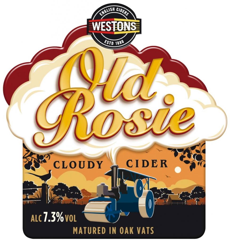 Old Rosie cider