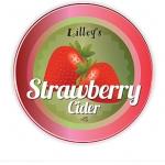 strawberry-cider