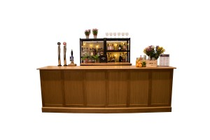 Oak mobile bar hire