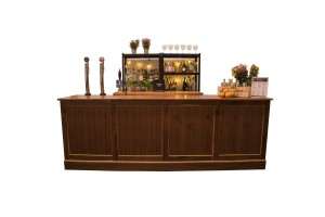 walnut mobile bar hire