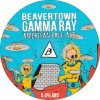 beavertown gamma ray keg
