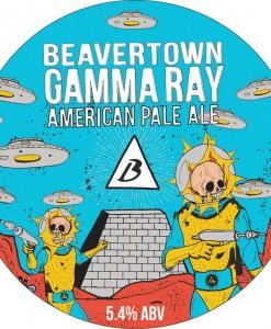 beavertown gamma ray keg