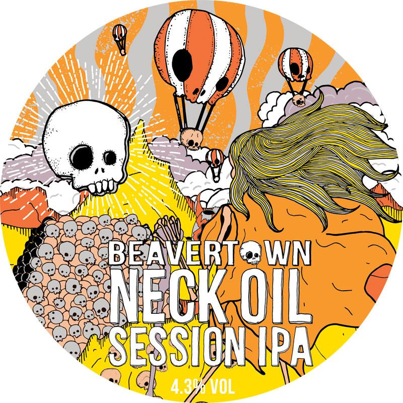 beavertown keg hire craft lager