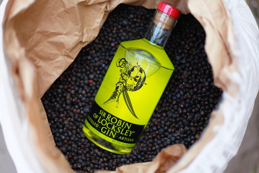 Gin Bar Hire Robin Of Locksley Gin