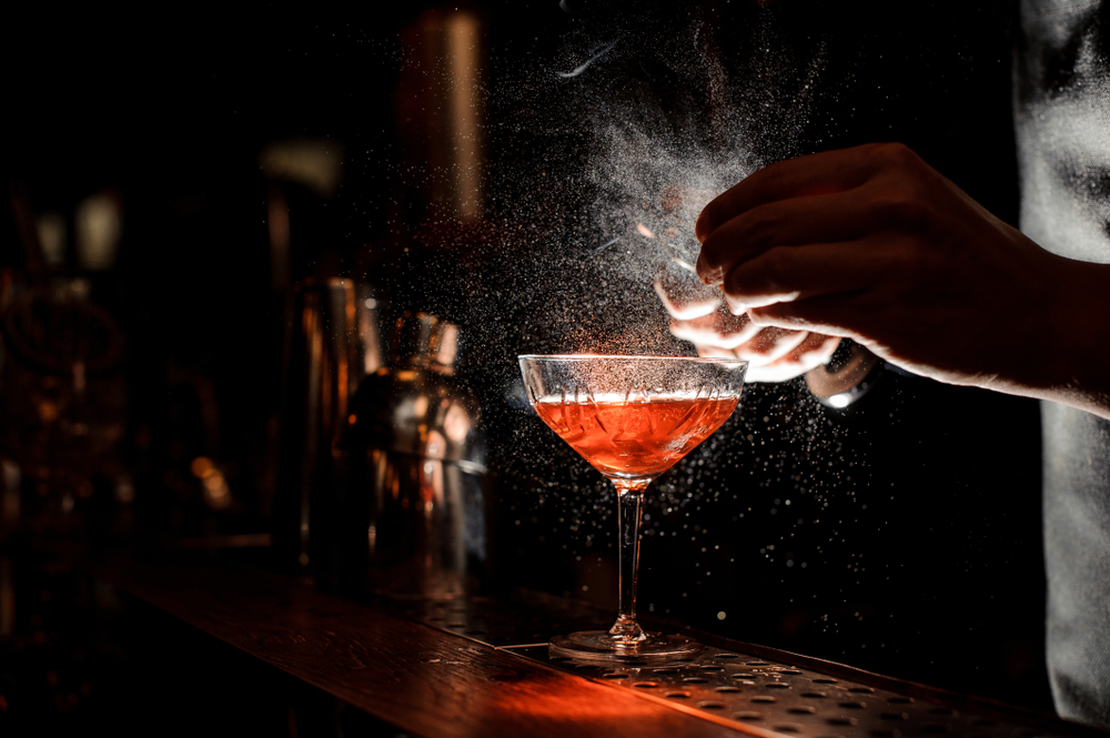 mobile bar hire business event