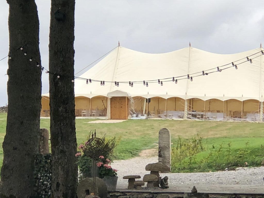 Bakewell wedding mobile bar hire venue